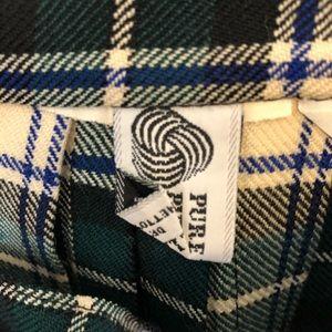 Vintage Skirts - Vintage Wool Surrey Classics Kilt